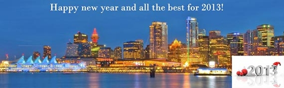 2013 Vancouver Real Estate